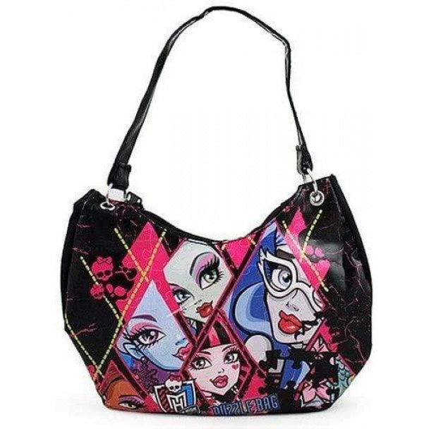 Monster High Carry and Go! 3 Puzzle Pack