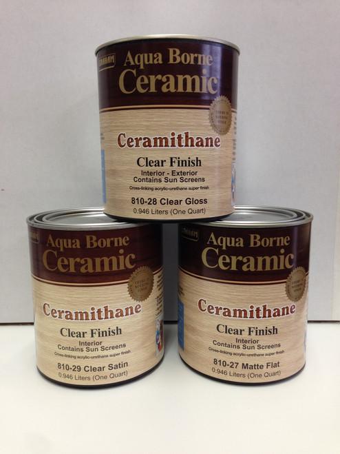 Ceramithane Clear Finish