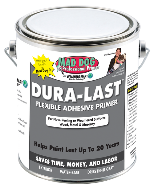 Mad Dog Dura-Last: Flexible Adhesive Primer