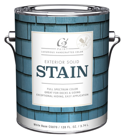C2 Exterior Solid Stain