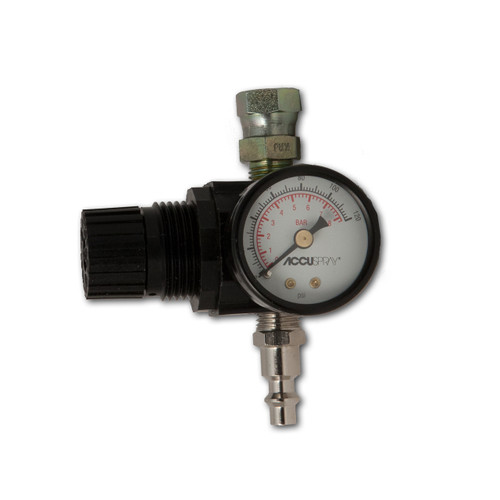 Accuspray Compressed Air Regulator