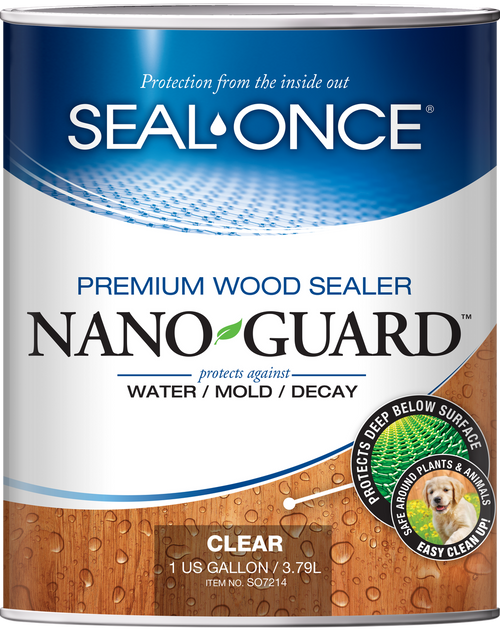 Seal-Once Nano Guard Waterproofer