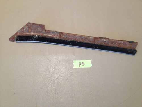 1957 1958 Cadillac PS RH Coupe Quarter Side Window Filler Weatherstrip