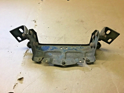 1961 Cadillac Front Bumper Center Support Bracket License Plate Used Original