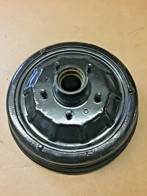 1955 1956 Cadillac PS RH Front Brake Drum & Hub Restored Original Turned 54 53