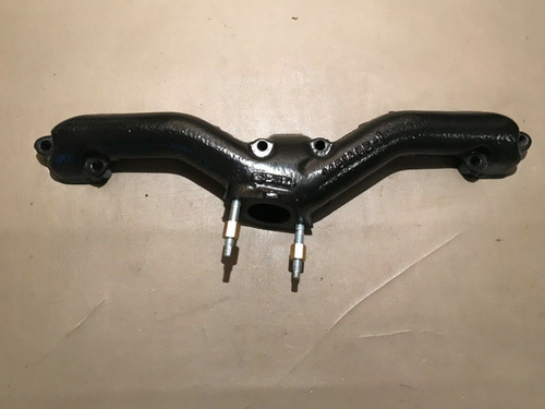 1954-1955 Cadillac Exhaust Manifold Restored LH Drivers side used #1481485-1