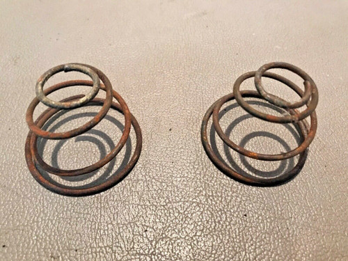 1946 - 1964 Cadillac Window Crank Door Panel Springs Pair used original