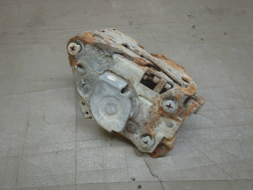 1957 1958 Cadillac Fleetwood Sedan DS LH Door Latch Catch Lock Mechanism Used