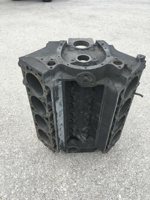 1957 Cadillac 365 CID Engine Block Motor Used OEM Original 1958 Good Core