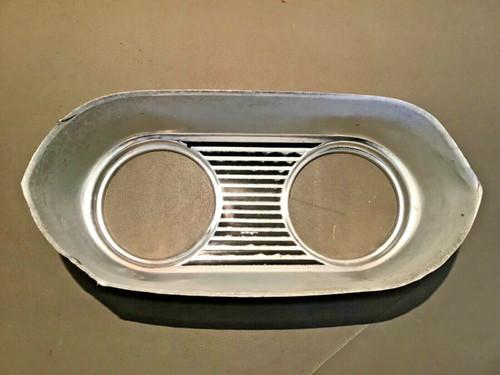 1961 Cadillac Tail Light Housing Aluminum Insert Trim Used Original # 1