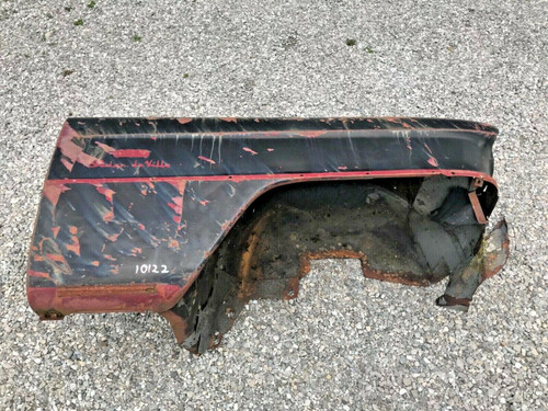 1956 Cadillac Fender Passenger Side Right Hand RH PS Front Original Used