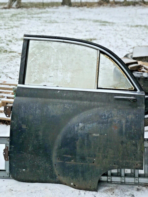 1949 Cadillac Sedan Rear Drivers Side Left Door Original Used LH