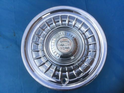 1958 Cadillac Hubcap Used Original Wheel Cover Hub Cap 1959 #1