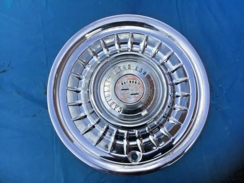 1958 Cadillac Hubcap Used Original Wheel Cover Hub Cap 1959 #2