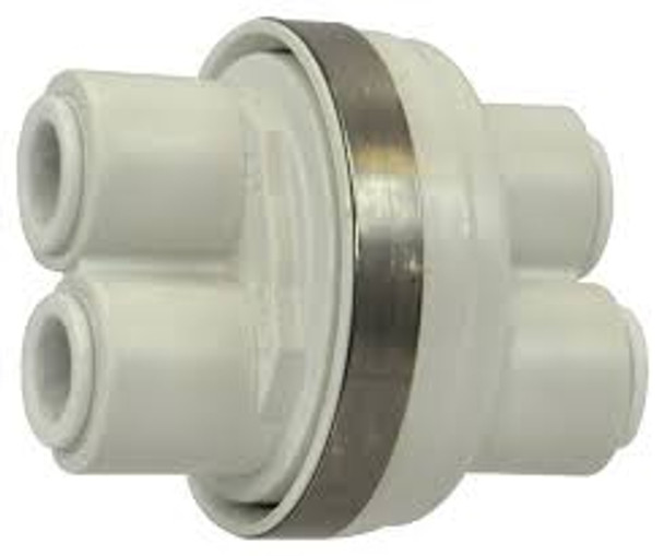 """Payne Reverse Osmosis PWS Automatic Shut Off Valve 1/4"""" Quick Connect (PWS592Q)"""