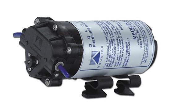 """6840-2J03-B331 Aquatec 6800 Low Flow Booster Pumps CDP68-LFO-1/4""""JG-ADJ/BP-12V DC"""