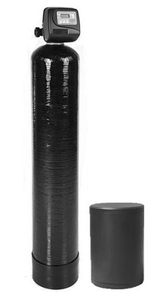 Iron, Manganese and Hydrogen Sulfide Removal Filter w/Clack WS1 & 2.0 Cu Ft of Greensand Media (FOR FREIGHT COST CALL 1 888 556 8715)