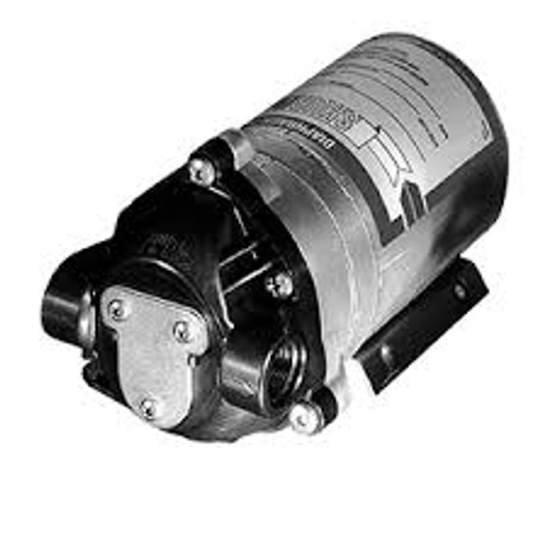"SHURflo 8005-952-220 Booster Pump 24 VDC, 10 GPM, 3/8"" NPT Female 60 PSI"