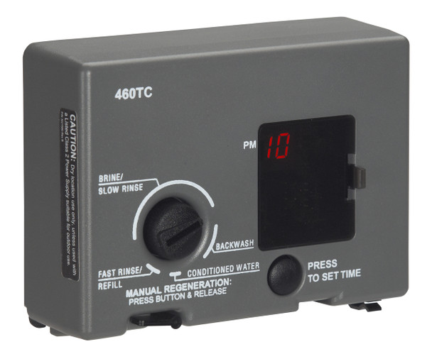 Autotrol 460TC Electronic Demand Controller with 12V/60Hz Transformer (4001085)