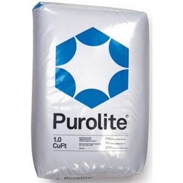 Purolite C-100EFM Fine Mesh Cation Resin (1 Cu Ft)