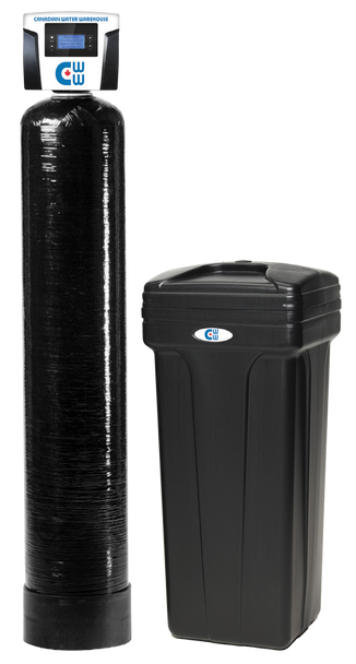 Up Flow 89 Series Metered Water Softener