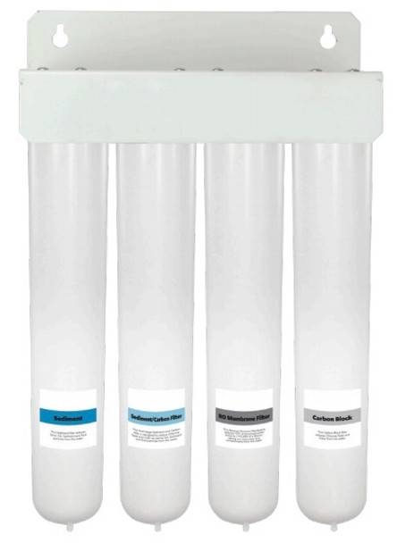 RO-QC-450  Four Stage Quick Change Reverse Osmosis System