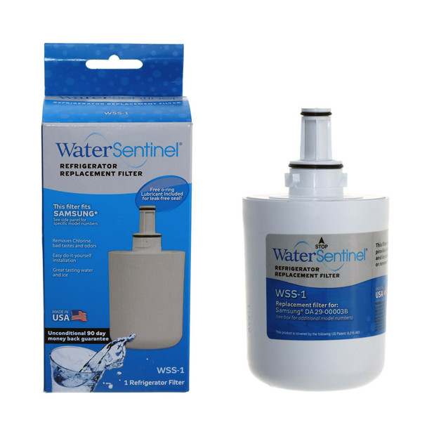 WSS-1 WaterSentinel Refrigerator Replacement Filter