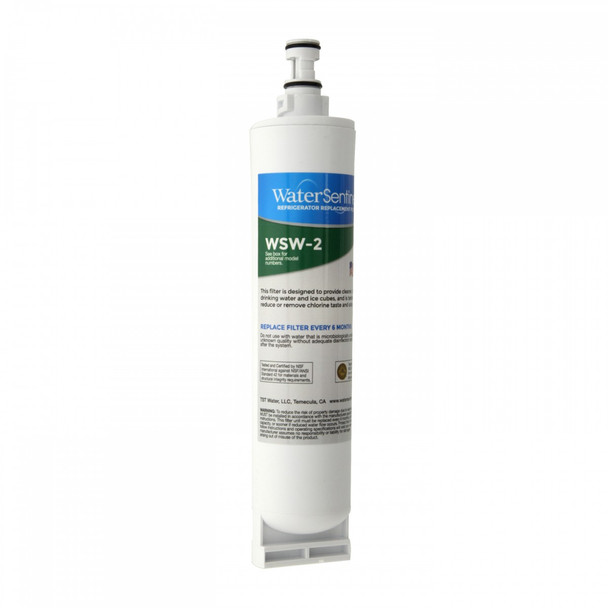 WSW-2 WaterSentinel Refrigerator Replacement Filter