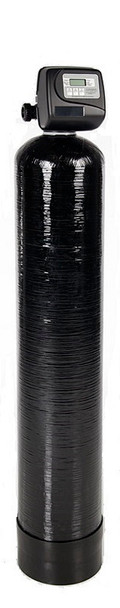 THMs Removal Backwash Filter w/Clack WS1TC Control and 1.6 Cu Ft of Catalytic, Coconut Carbon and KDF55 Media