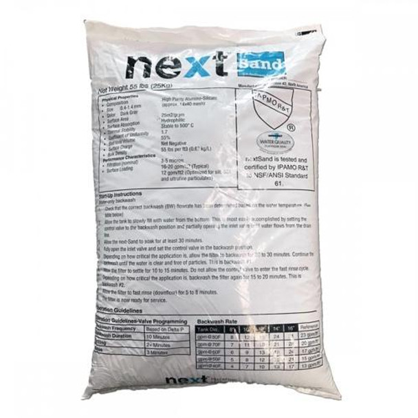 NextSand Sediment and Turbidity Removal Media 1.0 Cu Ft (53 lb)