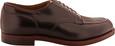 Alden Shoes Men's NST Tie Shell Cordovan D7606 Color 8 - Outer Side