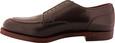 Alden Shoes Men's NST Tie Shell Cordovan D7606 Color 8 - Inside