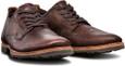 Timberland Men's Bardstown Plain Toe Oxford TB0A19V9D79 Dark Brown Nubuck - Front