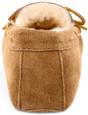 Minnetonka Men's 3711 - Sheepskin Softsole Moccasin