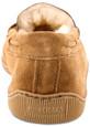 Minnetonka Men's 3741W - Sheepskin Hardsole Moccasin Wide
