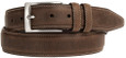 Johnston Murphy Men's 75-6728 - Distressed Casual Belt - Main Image