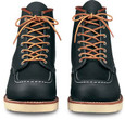 Red Wing Heritage Men's 6-Inch Classic Moc 8859 Navy Portage - Outer Side
