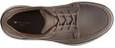 Clarks Men's Un Rise Lace 26136746 Dark Grey Leather