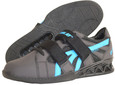 Pendlay Men's 15PBLKBLU - Weightlifting Shoes - Outer Side