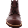 Alden Men's 405 - Indy Boot High Top Blucher Workboot - Brown Calfskin