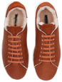 Cole Haan Women's GrandPro Deconstructed Oxford W13112 British Tan-Optic - Back