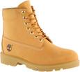 "Timberland Men's Classic 6"" Waterproof Boot TB010066713 Wheat Nubuck"