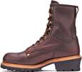 "Carolina Men's 1821 - 8"" Steel Toe Logger - Inside"