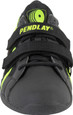 Pendlay Men's 14PBlack - Weightlifting Shoes - Front