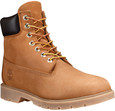 "Timberland Men's Classic 6"" Waterproof Boot TB018094231 Wheat Nubuck"