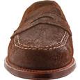 Alden Shoes Men's Leisure Handsewn D9214F Tobacco Reverse Chamois - Front