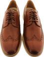Cole Haan Men's Original Grand Wingtip Oxford C26471 Woodbury-Ivory - Back
