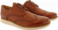 Cole Haan Men's W. Original Grand Shortwing C26471 Woodbury Leather-Ivory