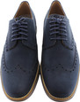Cole Haan Men's W. Original Grand Shortwing C26473 Blazer Blue Leather-Ironstone