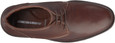 Johnston Murphy Men's Copeland Chukka 25-2022 Red Brown Oilled Leather - Outer Side